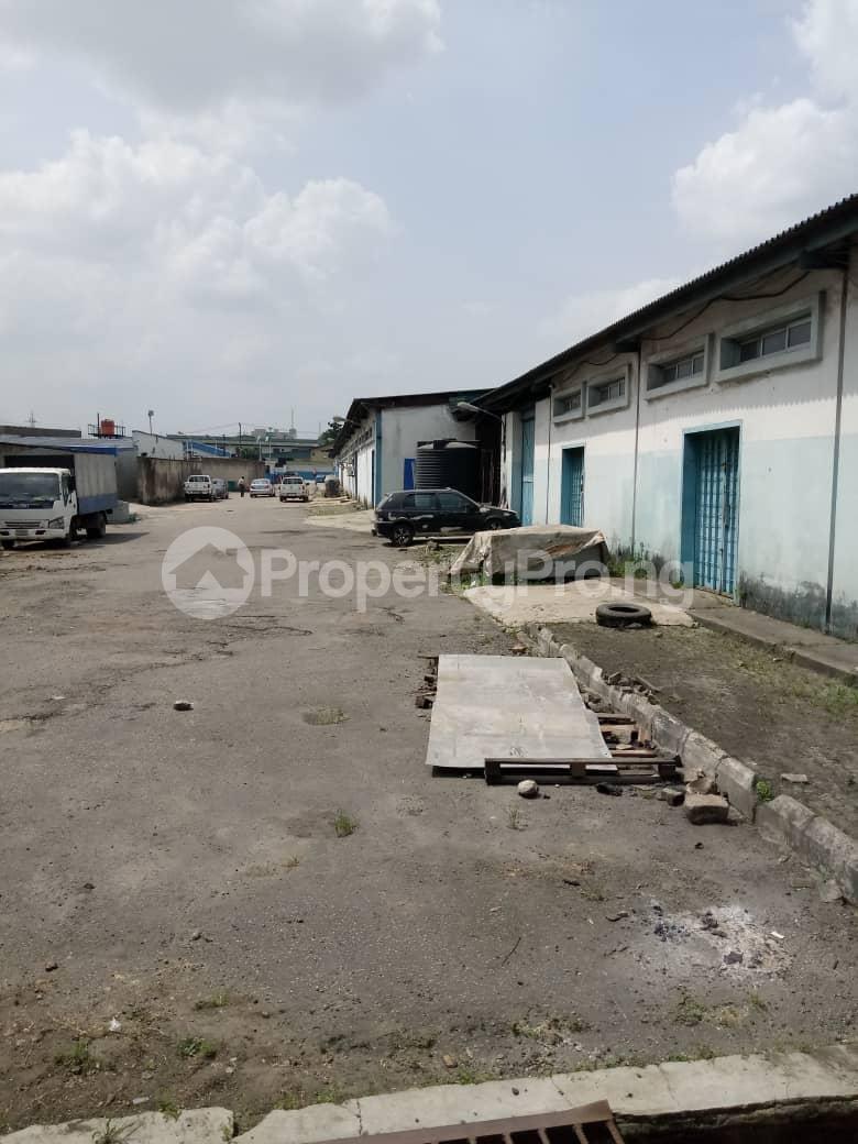 Warehouse Commercial Property for sale Ilupeju Lagos - 8