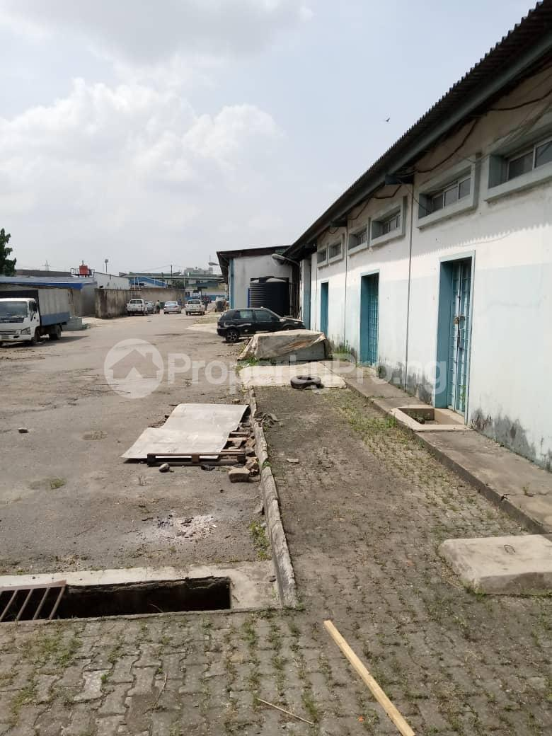 Warehouse Commercial Property for sale Ilupeju Lagos - 6