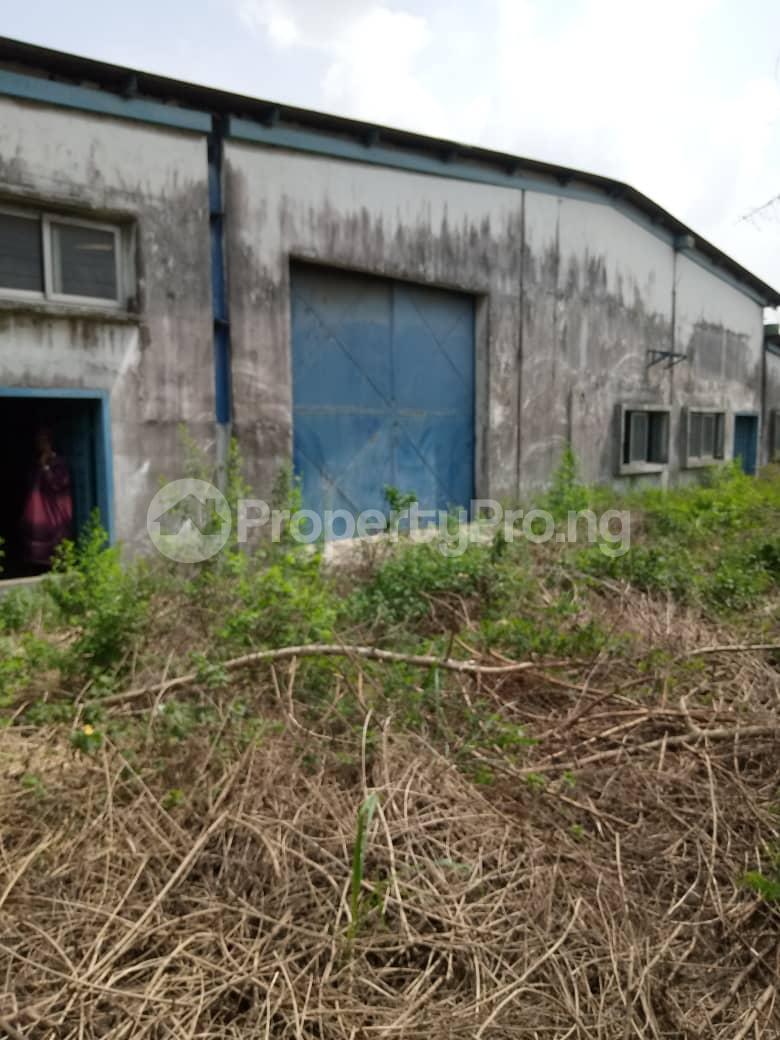 Warehouse Commercial Property for sale Ilupeju Lagos - 1