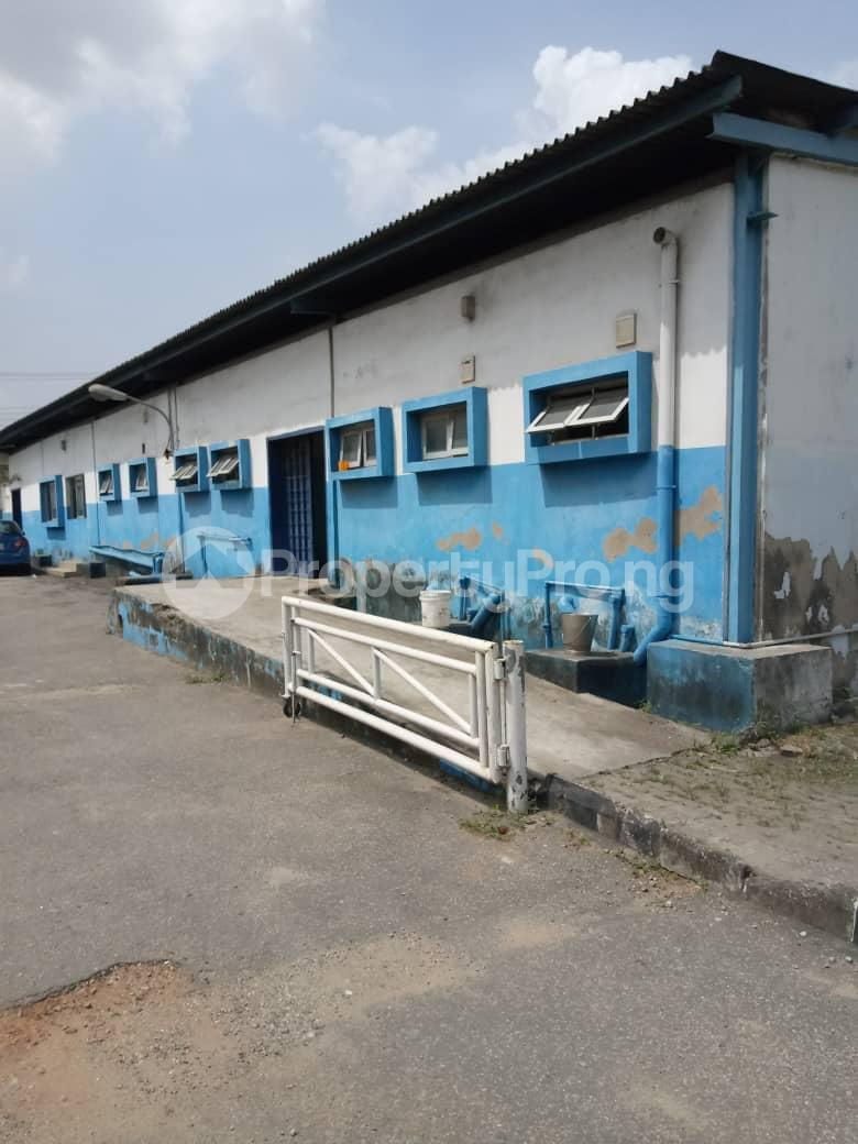 Warehouse Commercial Property for sale Ilupeju Lagos - 12