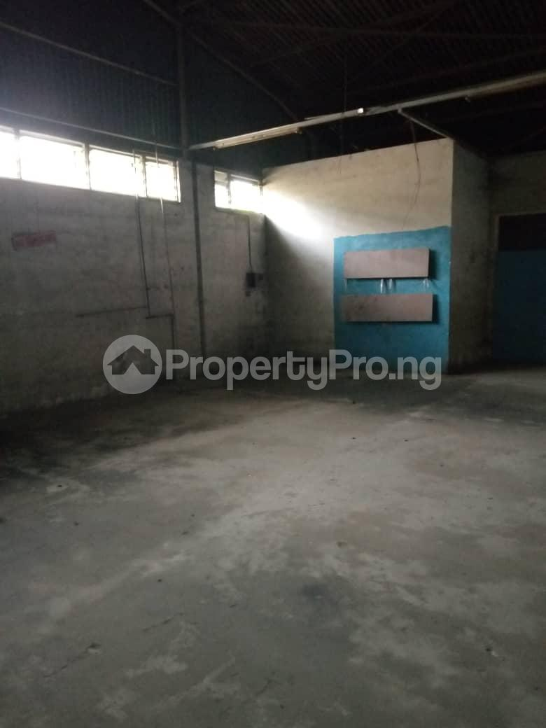 Warehouse Commercial Property for sale Ilupeju Lagos - 9