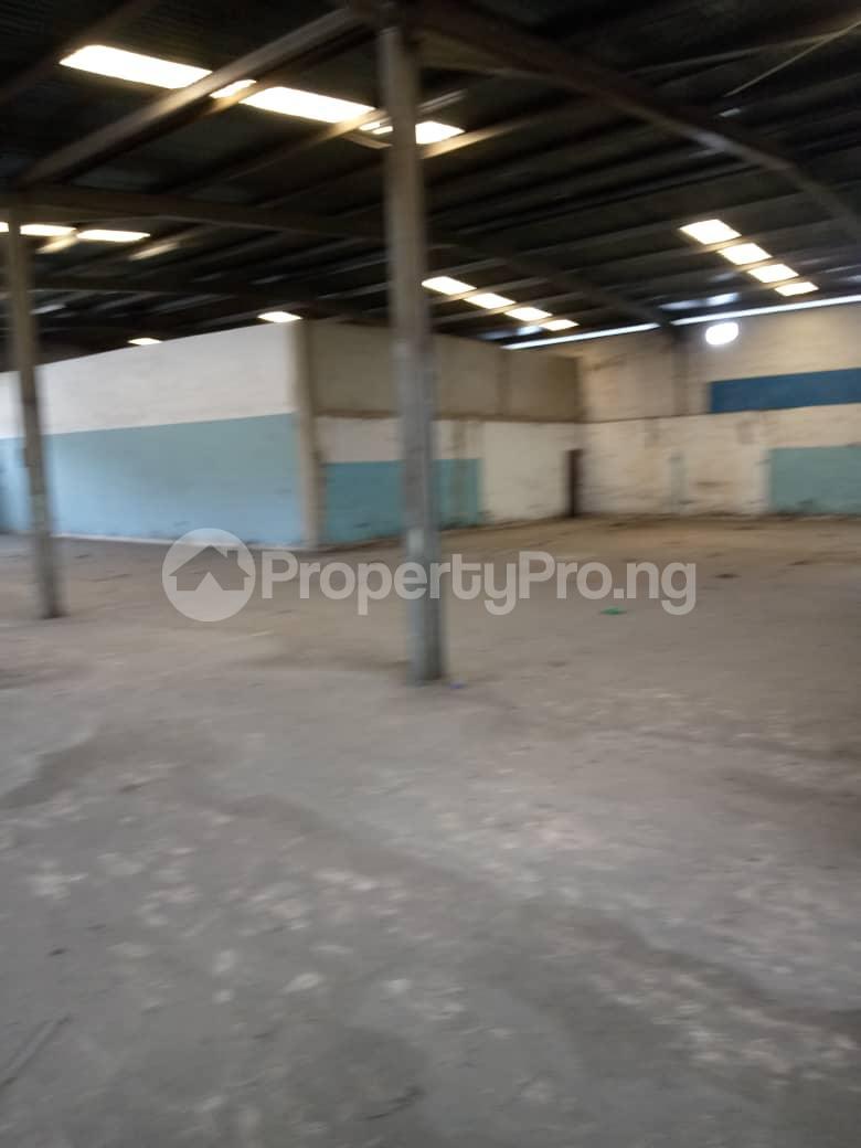 Warehouse Commercial Property for sale Ilupeju Lagos - 11