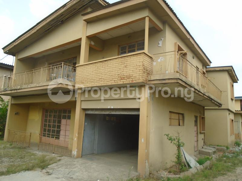 6 bedroom Office Space Commercial Property for rent off Obafemi Awolowo Way Ikeja Lagos - 0