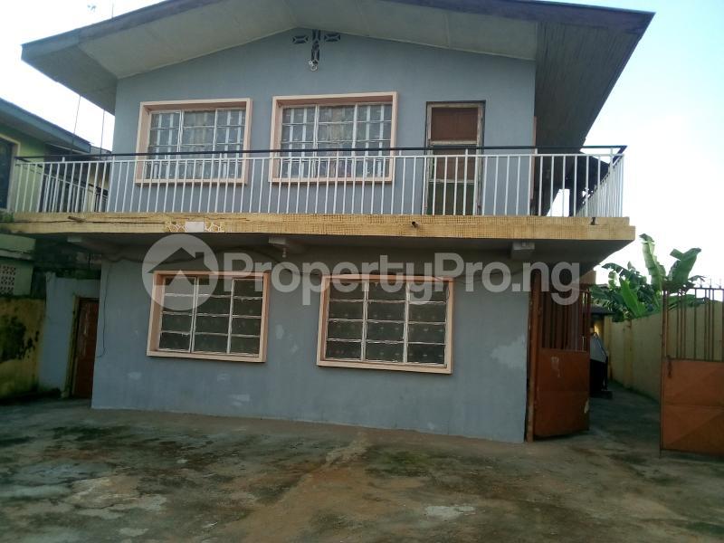 3 bedroom Mini flat for rent Idomowo Ijebu Ode Ijebu Ogun - 1