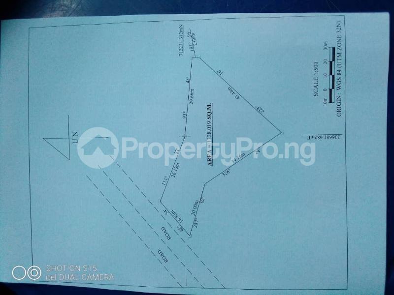 Commercial Land Land for sale Independence Layout Enugu Enugu - 1