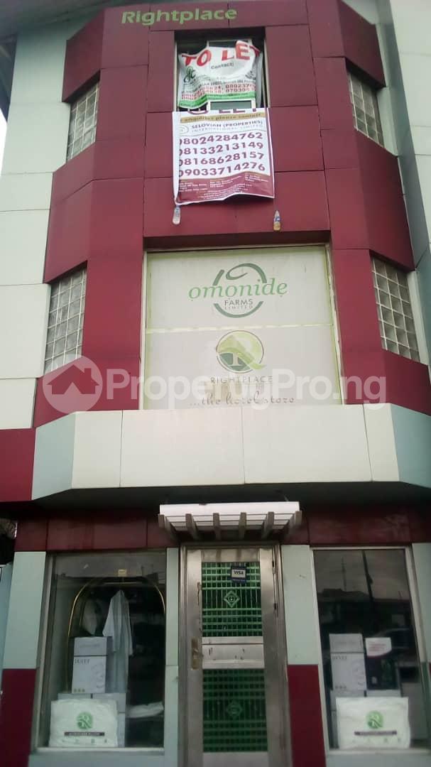 Conference Room Co working space for rent Hakeem balogun Agidingbi Ikeja Lagos - 0