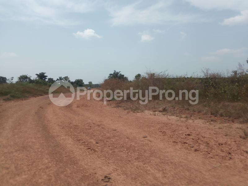 Land for sale Federation Layout, Emene, close to NNPC Depot Enugu Enugu - 1