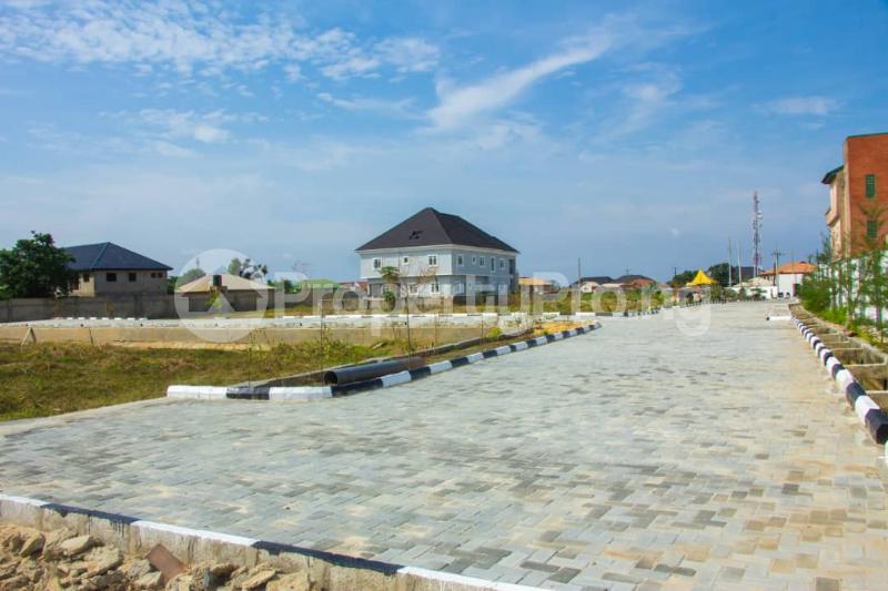 Serviced Residential Land Land for sale Genesis Court Behind Popular Cooperative Estate Badore Ajah Lagos - 0