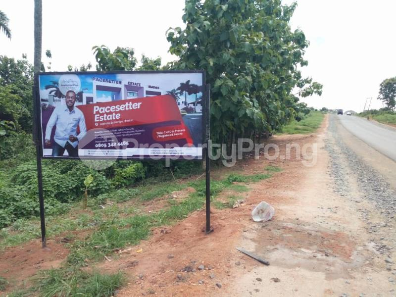 Residential Land Land for sale Alabata, after Moniya Ibadan  Moniya Ibadan Oyo - 1