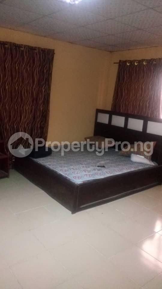 Self Contain Flat / Apartment for rent Oke Afa Isolo. Lagos Mainland  Oke-Afa Isolo Lagos - 0