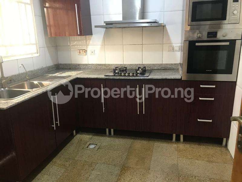 4 bedroom House for rent Victoria Island Lagos - 1