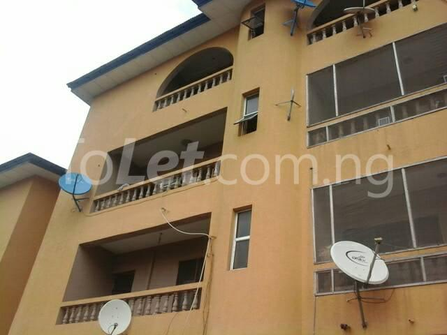 1 bedroom mini flat  Flat / Apartment for rent Juli Estate Oregun Ikeja Lagos - 0