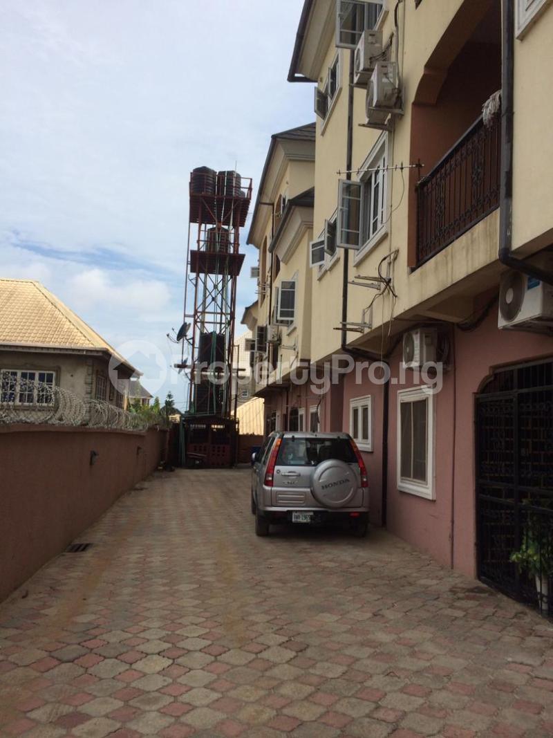 2 bedroom Blocks of Flats for rent Greenfield Estate Ago palace Okota Lagos - 12