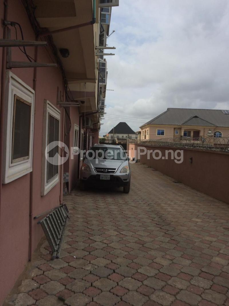 2 bedroom Blocks of Flats for rent Greenfield Estate Ago palace Okota Lagos - 6