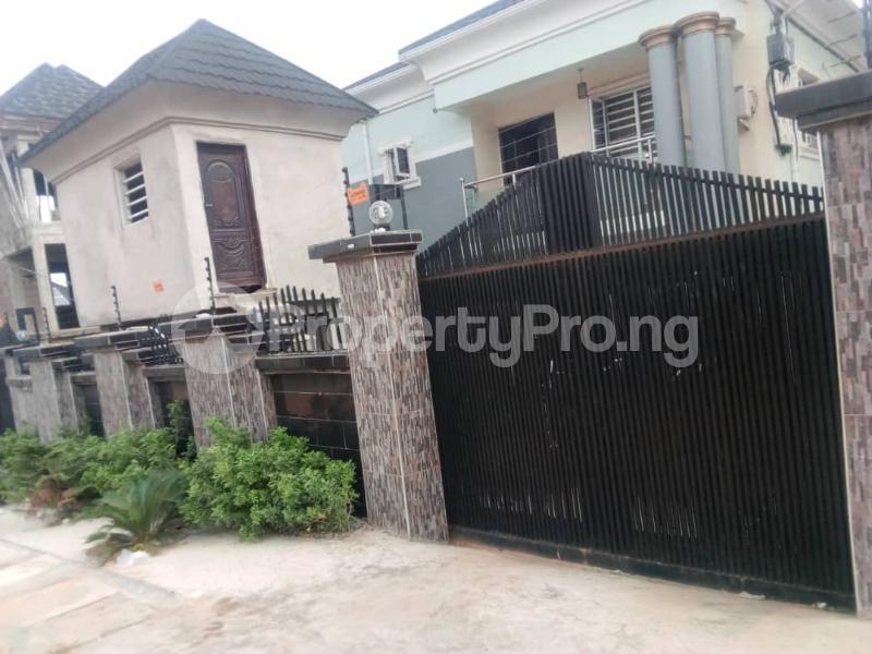 3 bedroom Blocks of Flats for rent Baruwa Ipaja Lagos - 0