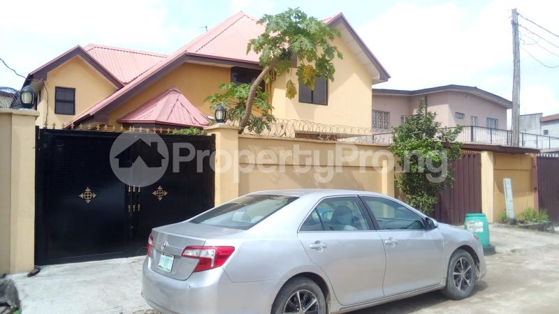 4 bedroom Terraced Duplex House for rent Atunrase Estate Atunrase Medina Gbagada Lagos - 18