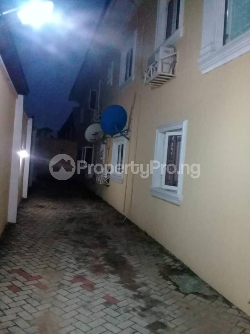 4 bedroom Semi Detached Duplex House for rent Egbeda Alimosho Lagos - 5