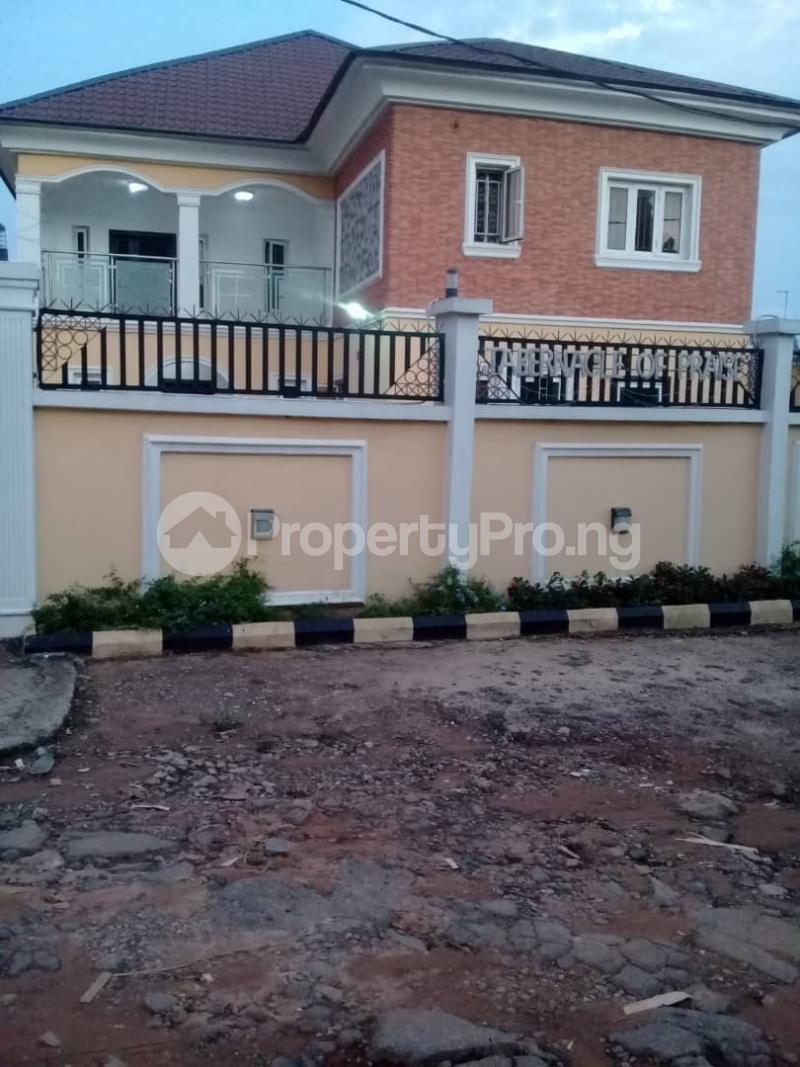 4 bedroom Semi Detached Duplex House for rent Egbeda Alimosho Lagos - 1