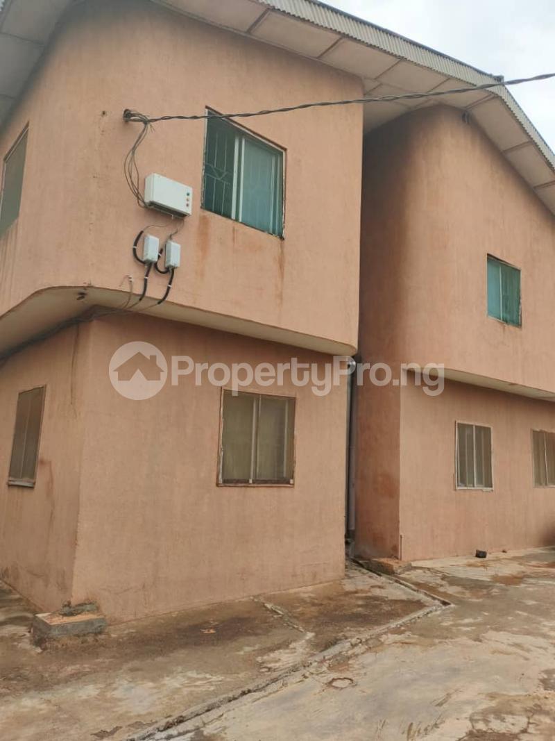 House for sale Unity Estate Egbeda Alimosho Lagos - 1