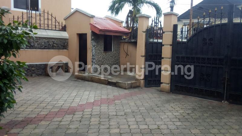 4 bedroom Semi Detached Duplex for sale Gbagada Gra Phase 2 Gbagada Lagos - 5