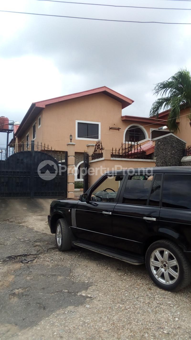 4 bedroom Semi Detached Duplex for sale Gbagada Gra Phase 2 Gbagada Lagos - 2