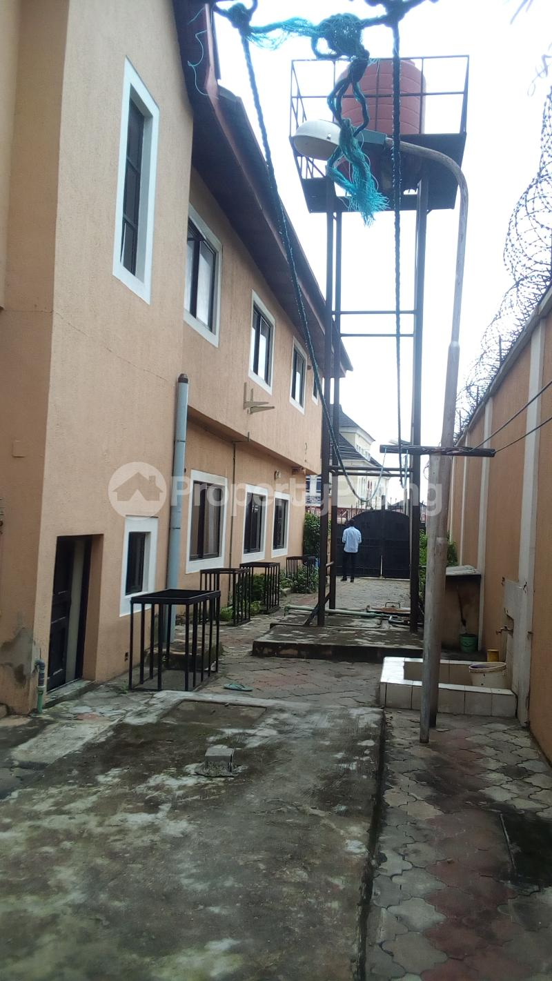 4 bedroom Semi Detached Duplex for sale Gbagada Gra Phase 2 Gbagada Lagos - 6