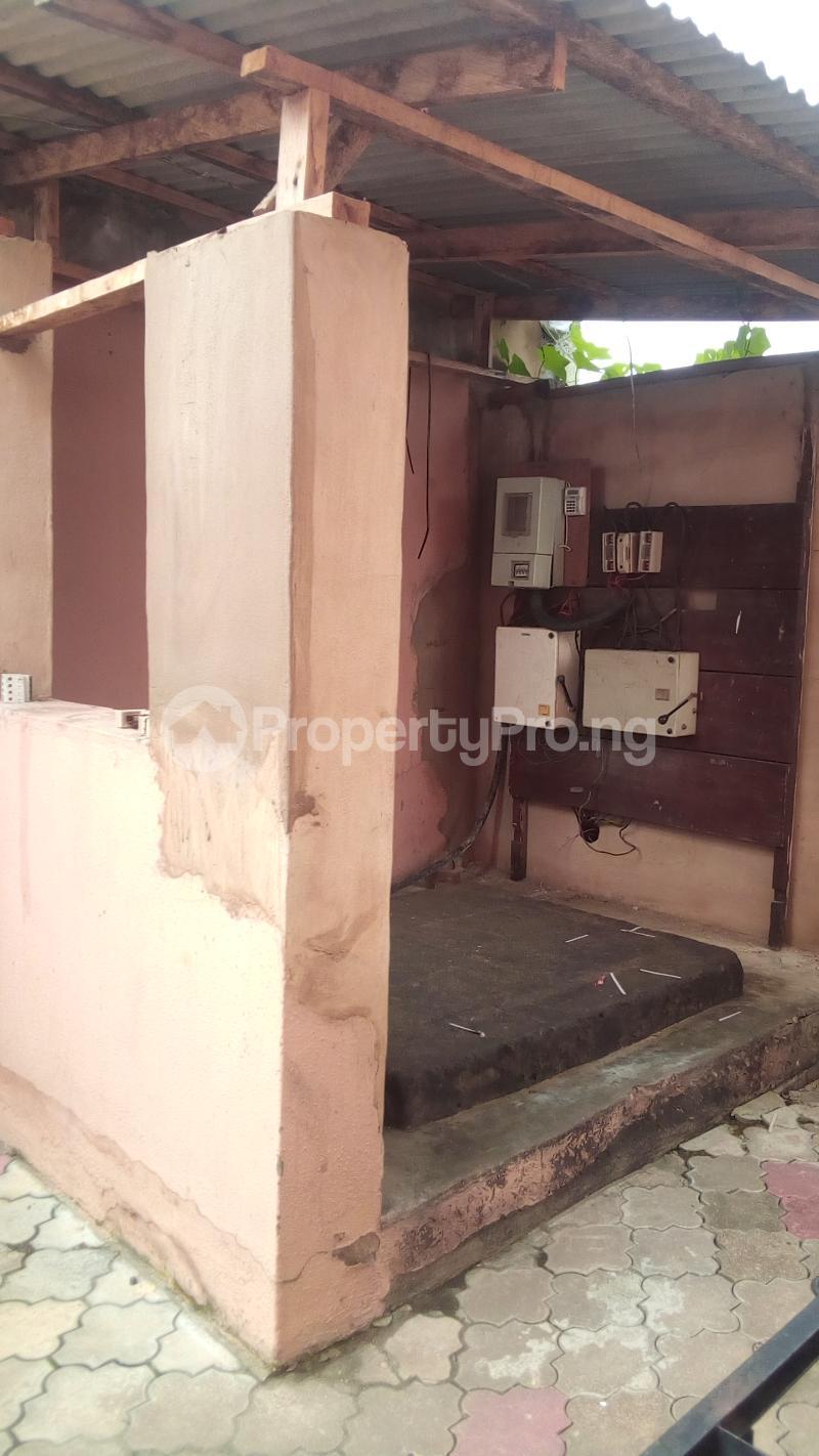 4 bedroom Semi Detached Duplex for sale Gbagada Gra Phase 2 Gbagada Lagos - 8