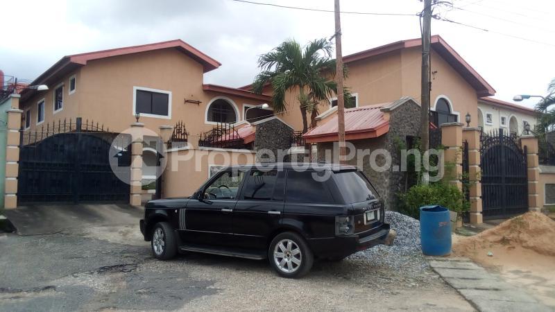 4 bedroom Semi Detached Duplex for sale Gbagada Gra Phase 2 Gbagada Lagos - 0