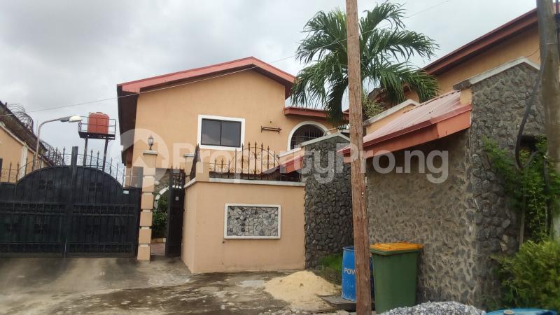 4 bedroom Semi Detached Duplex for sale Gbagada Gra Phase 2 Gbagada Lagos - 1