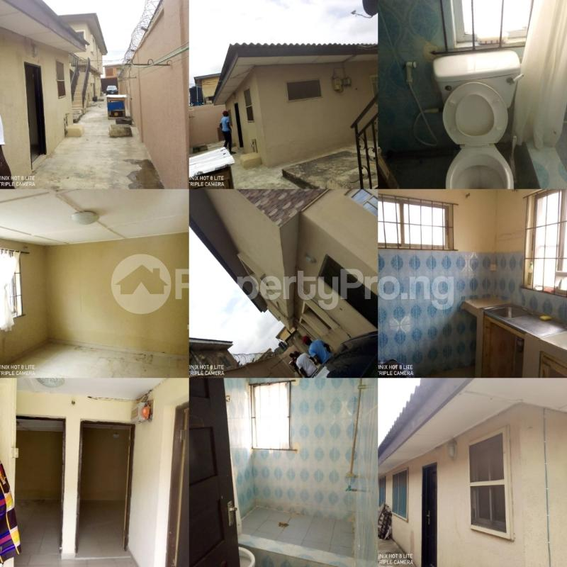 1 bedroom mini flat  Mini flat Flat / Apartment for rent Akowonjo Alimosho Lagos - 0