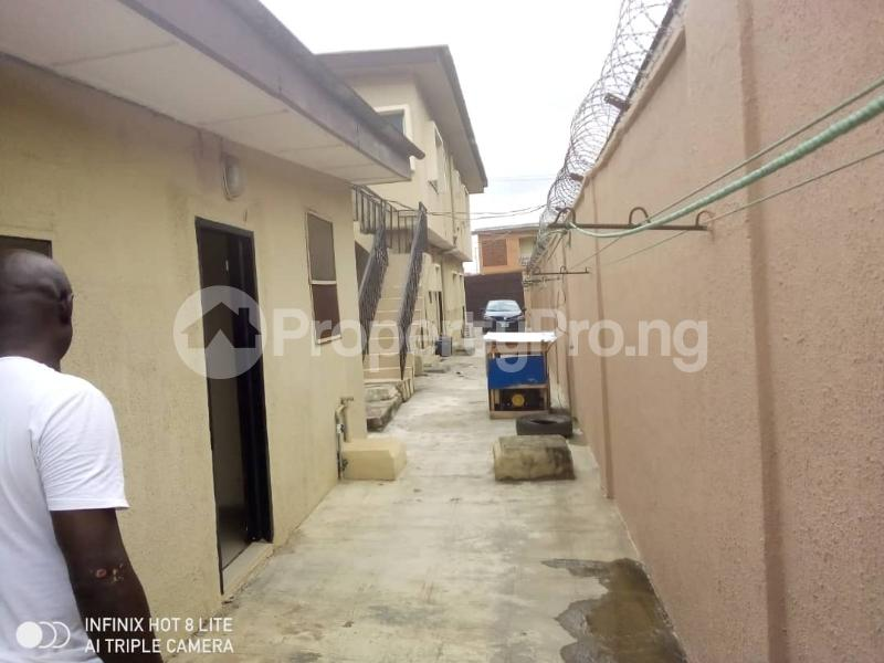 1 bedroom mini flat  Mini flat Flat / Apartment for rent Akowonjo Alimosho Lagos - 1