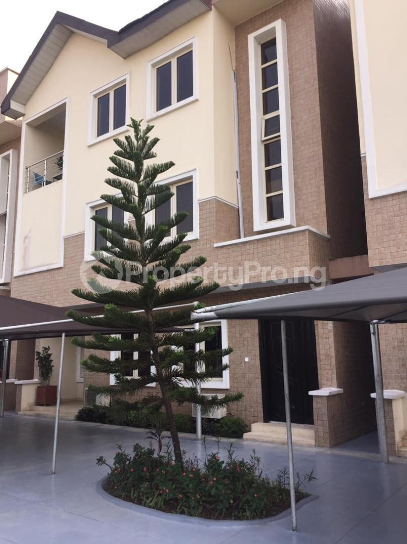 4 bedroom Terraced Duplex House for rent   Banana Island Ikoyi Lagos - 3