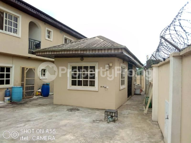 1 bedroom Mini flat for rent Gowon Estate Egbeda Egbeda Alimosho Lagos - 1