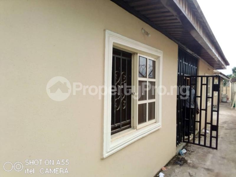 1 bedroom Mini flat for rent Gowon Estate Egbeda Egbeda Alimosho Lagos - 7