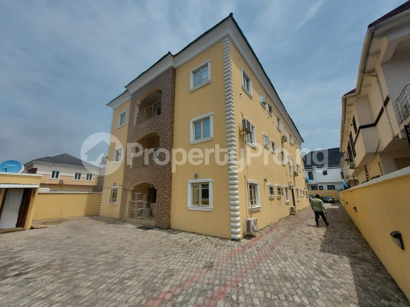 3 bedroom Mini flat Flat / Apartment for rent Chevron Drive chevron Lekki Lagos - 0
