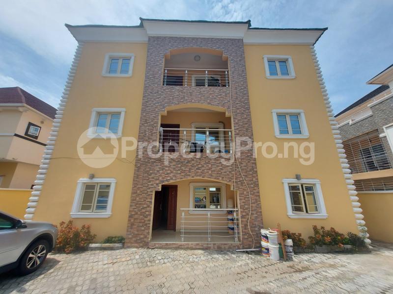 3 bedroom Mini flat Flat / Apartment for rent Chevron Drive chevron Lekki Lagos - 1