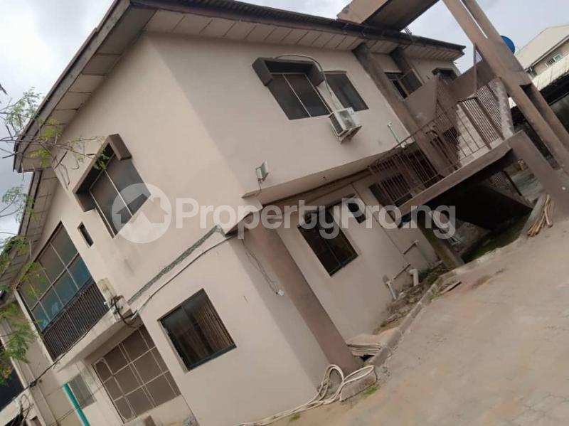 1 bedroom mini flat  Mini flat Flat / Apartment for rent Peace Estate, Powerline-Soluyi, Gbagada Soluyi Gbagada Lagos - 2