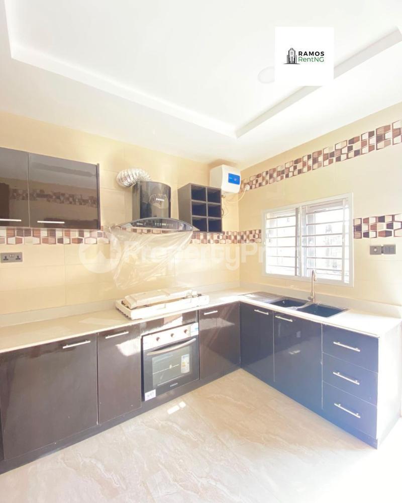 4 bedroom Semi Detached Duplex House for rent Chevron toll gate, orchid chevron Lekki Lagos - 0