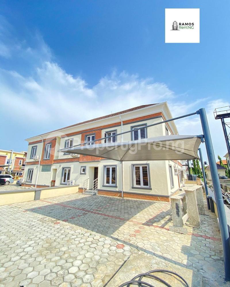 4 bedroom Semi Detached Duplex House for rent Chevron toll gate, orchid chevron Lekki Lagos - 9