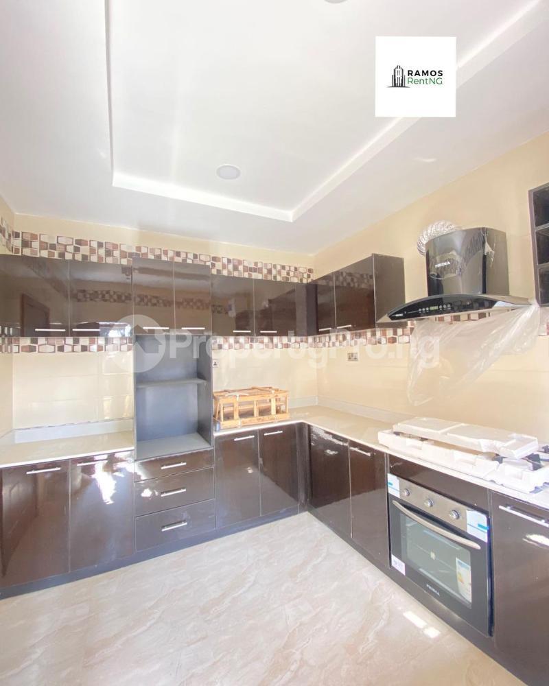 4 bedroom Semi Detached Duplex House for rent Chevron toll gate, orchid chevron Lekki Lagos - 5