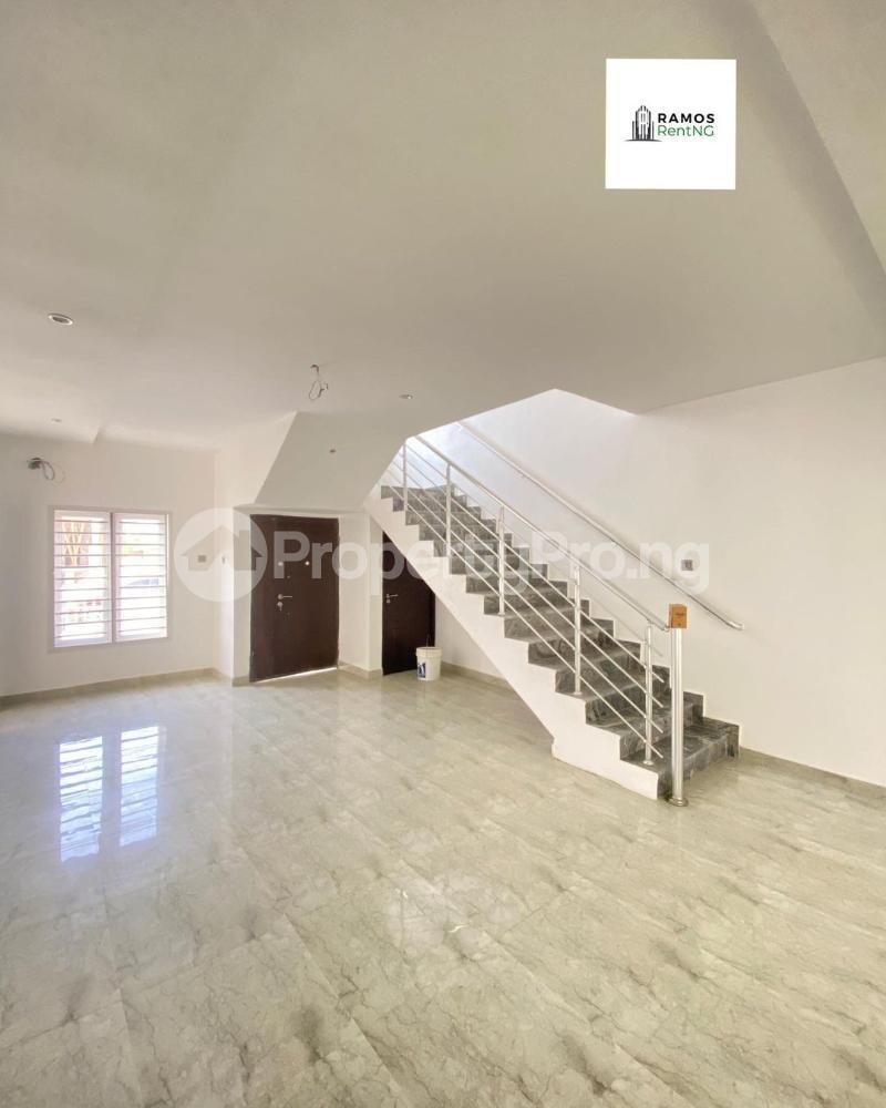 4 bedroom Semi Detached Duplex House for rent Chevron toll gate, orchid chevron Lekki Lagos - 8