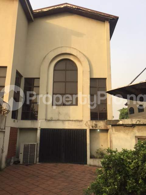 4 bedroom Terraced Duplex for sale Shonibare Estate Maryland Lagos - 7