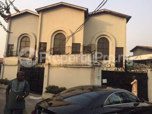4 bedroom Terraced Duplex for sale Shonibare Estate Maryland Lagos - 5