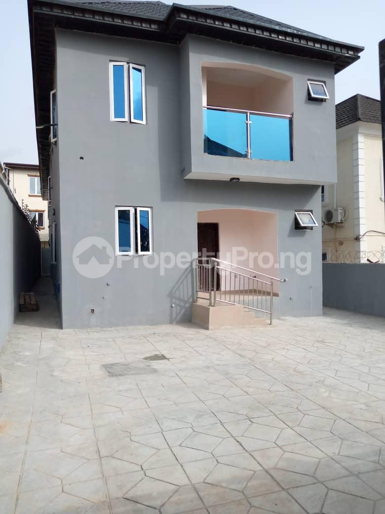 2 bedroom Flat / Apartment for rent K Farm Estate Ogba Lagos - 0