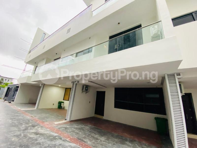 3 bedroom Terraced Duplex House for sale Banana Island Ikoyi  Lekki Lagos - 1