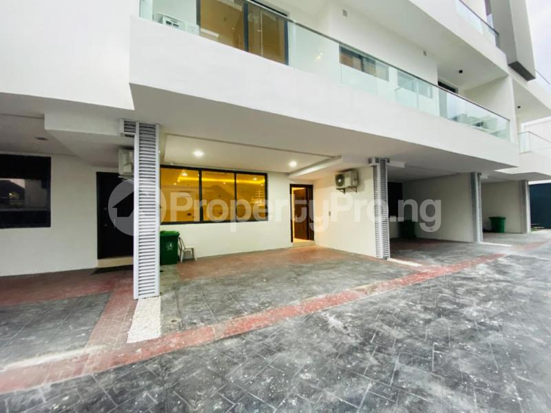 3 bedroom Terraced Duplex House for sale Banana Island Ikoyi  Lekki Lagos - 2
