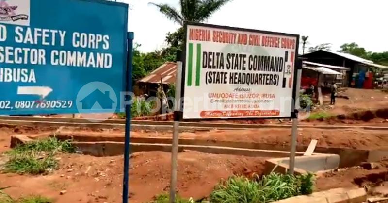 Residential Land Land for sale Asaba Delta - 4