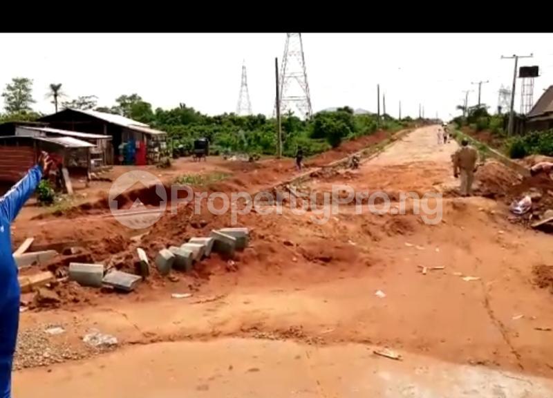 Residential Land Land for sale Asaba Delta - 3