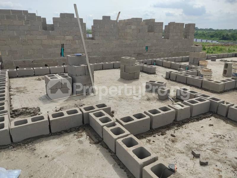 Residential Land for sale Oki Olodo By Iwo Road Before Olodo Ibadan Oyo - 4