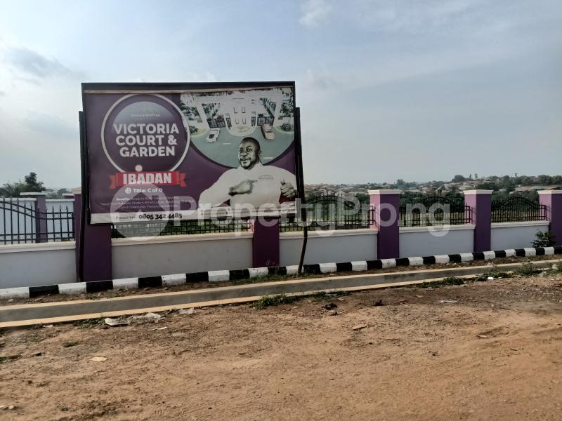 Residential Land for sale Oki Olodo By Iwo Road Before Olodo Ibadan Oyo - 6